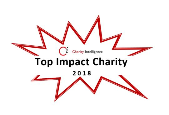 Top 10 Impact Charity 2018 Ci Logo